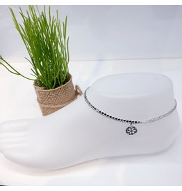 ANF0017 - Silver Anklet