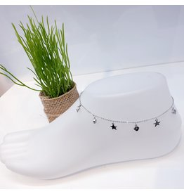 ANF0019 - Silver Anklet