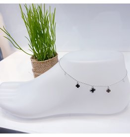ANF0025 - Silver Anklet