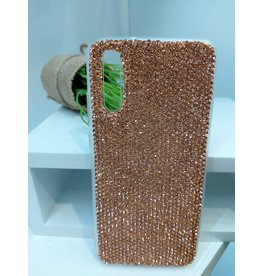 CLC0010  - P20 - Gold Phone Cover