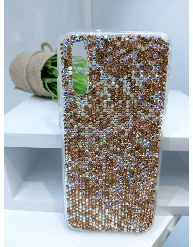CLC0016  - P30 - Gold Phone Cover