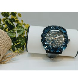 WTA0028 - Black Blue Watch