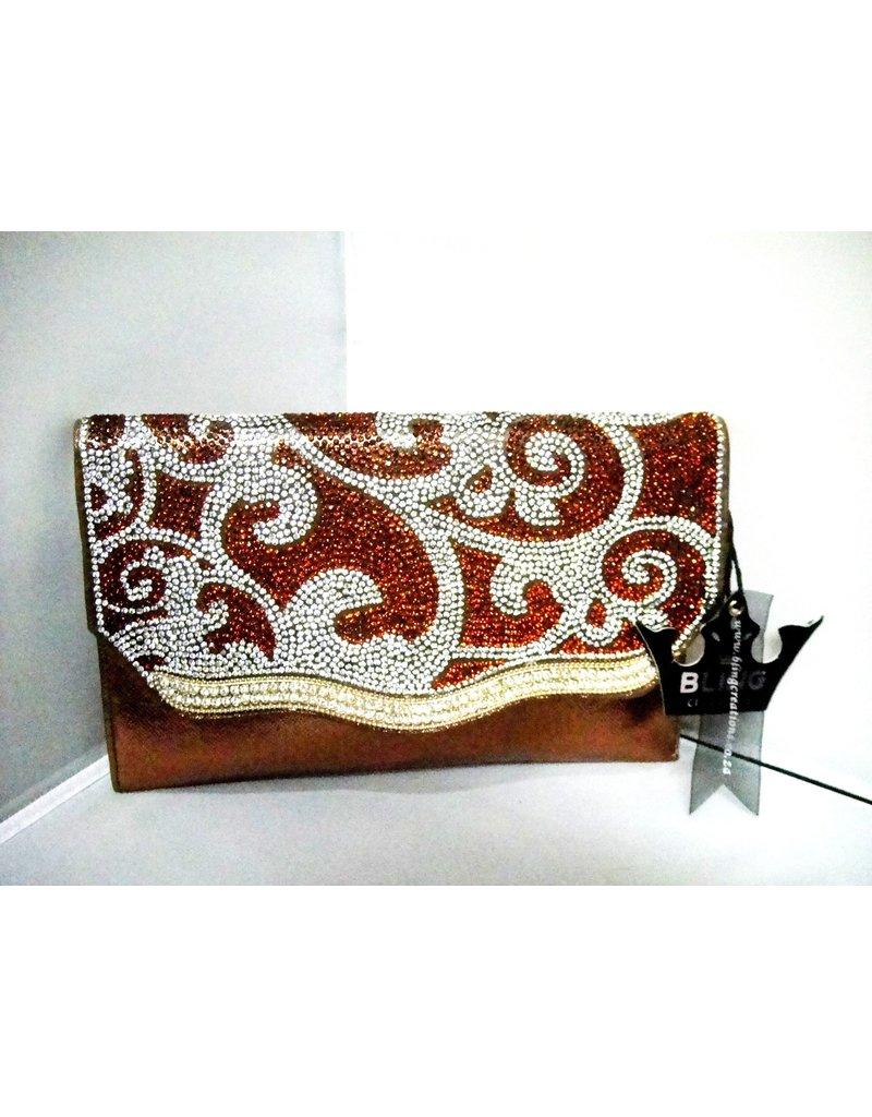 20240055 - Envelope Clutch Bag