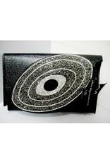 20240064 - Black  Clutch Bag