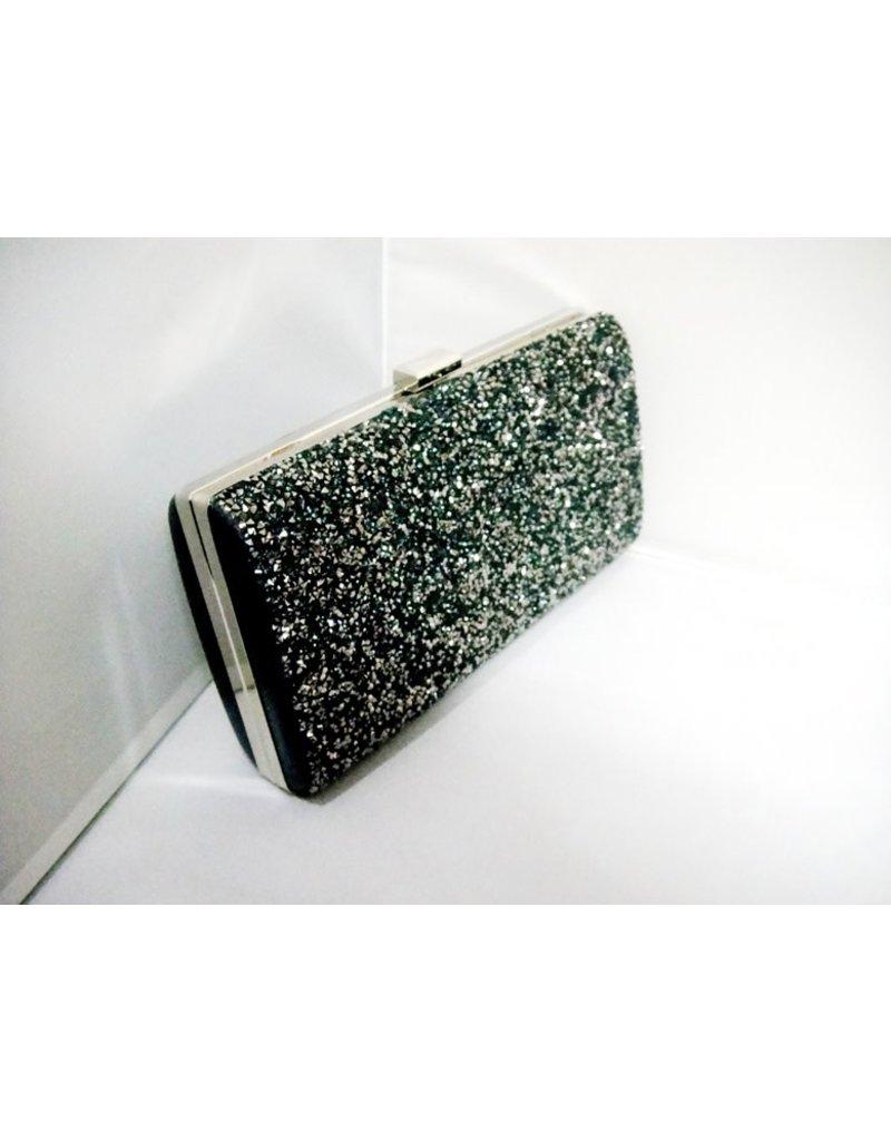 20240065 - Blue  Clutch Bag