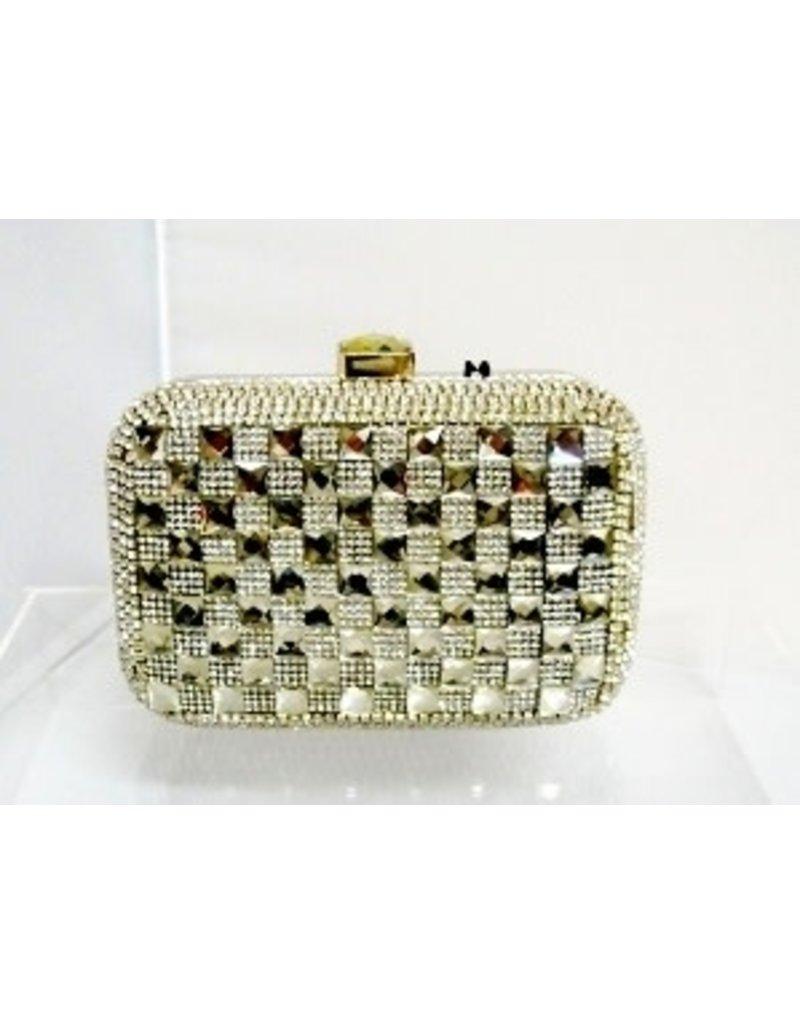 40230039 - Gold  Clutch Bag