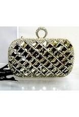 40230040 - Gold  Clutch Bag