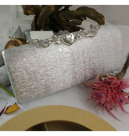 40241163 - Silver  Clutch Bag