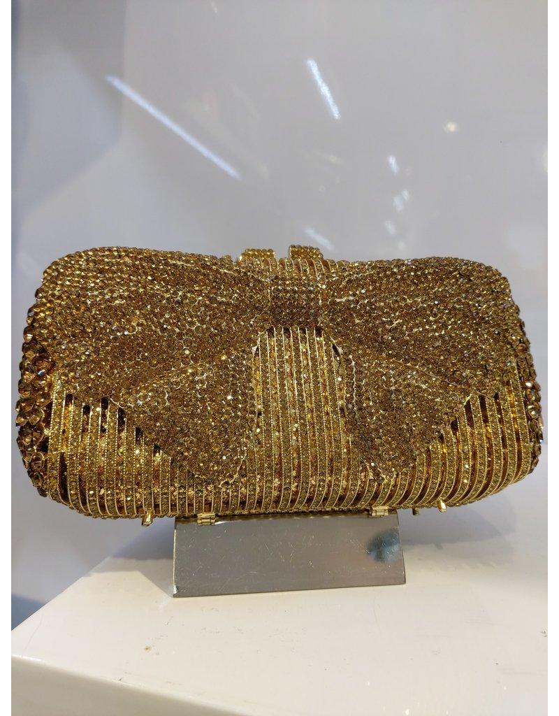 40260014 - Gold  Clutch Bag