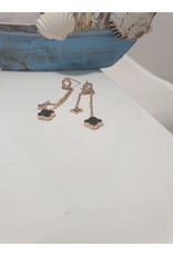 Ere0025 -  Rose Gold  Earring