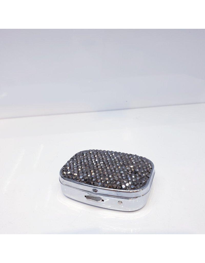 60250173 - Black Sq Pillbox