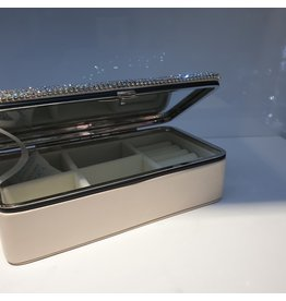 60260027 - Silver Rectangular Jewellery Box