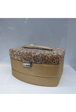 60262062 - Rose Gold 3 Layer Jewellery Box