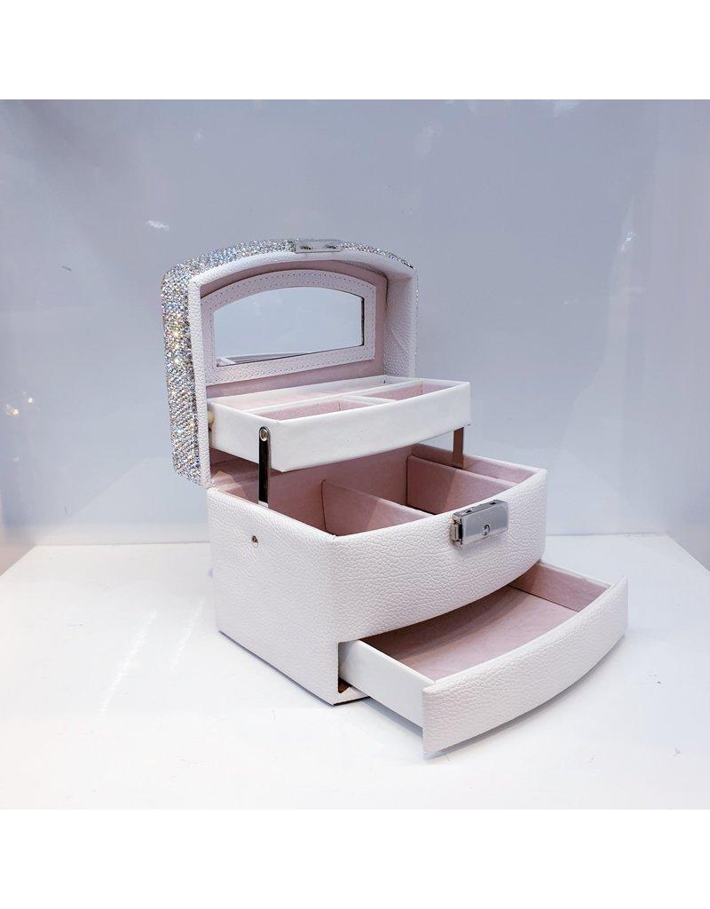 60262081 - 3 Layer Jewellery box