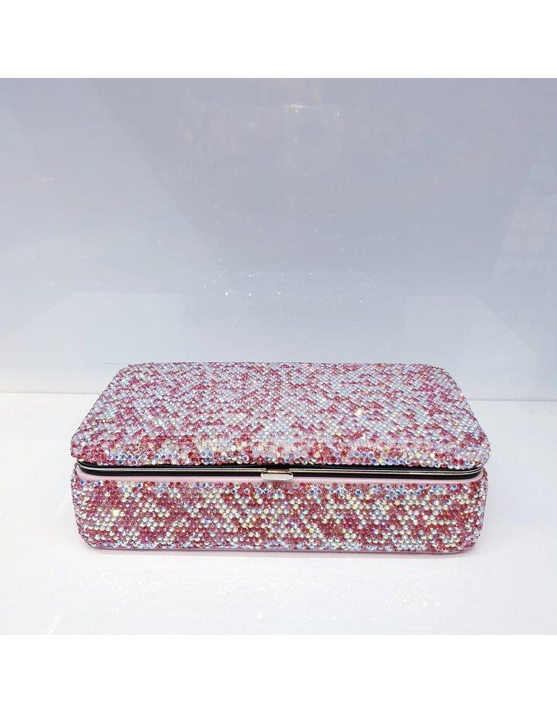 HRF0024 - Pink Jewellery Box