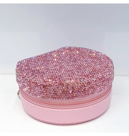 HRF0023 - Pink Jewellery Box