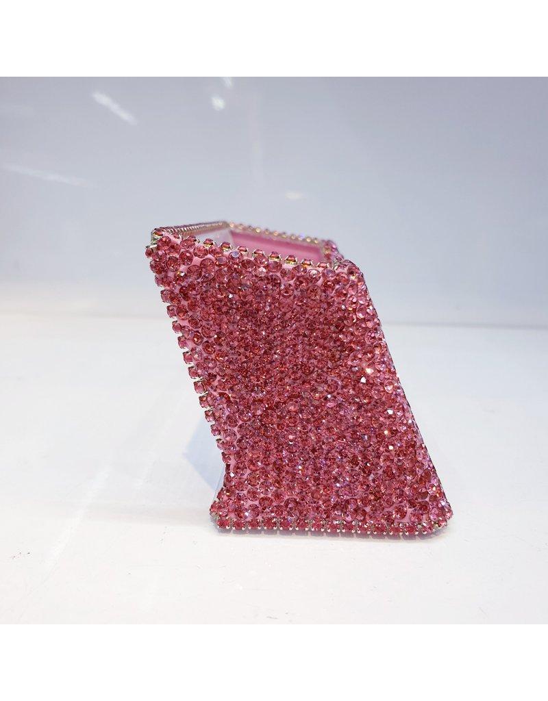 HRF0015 - Pink Business Card Holder