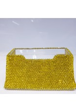 HRF0013 - Yellow Business Card Holder