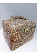 HRF0010 - Rose Gold Vanity Case