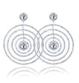 ERG0009 -  Silver Earring