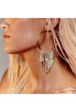 ERG0010 -  Gold Earring