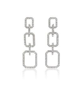 ERG0014 -  Silver Earring
