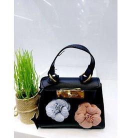 HBA0006 -  Black Handbag