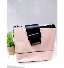 HBA0007 -  Pink Handbag