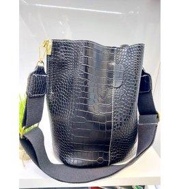 HBA0008 -  Black Handbag