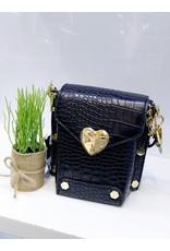 HBA0011 -  Black Handbag