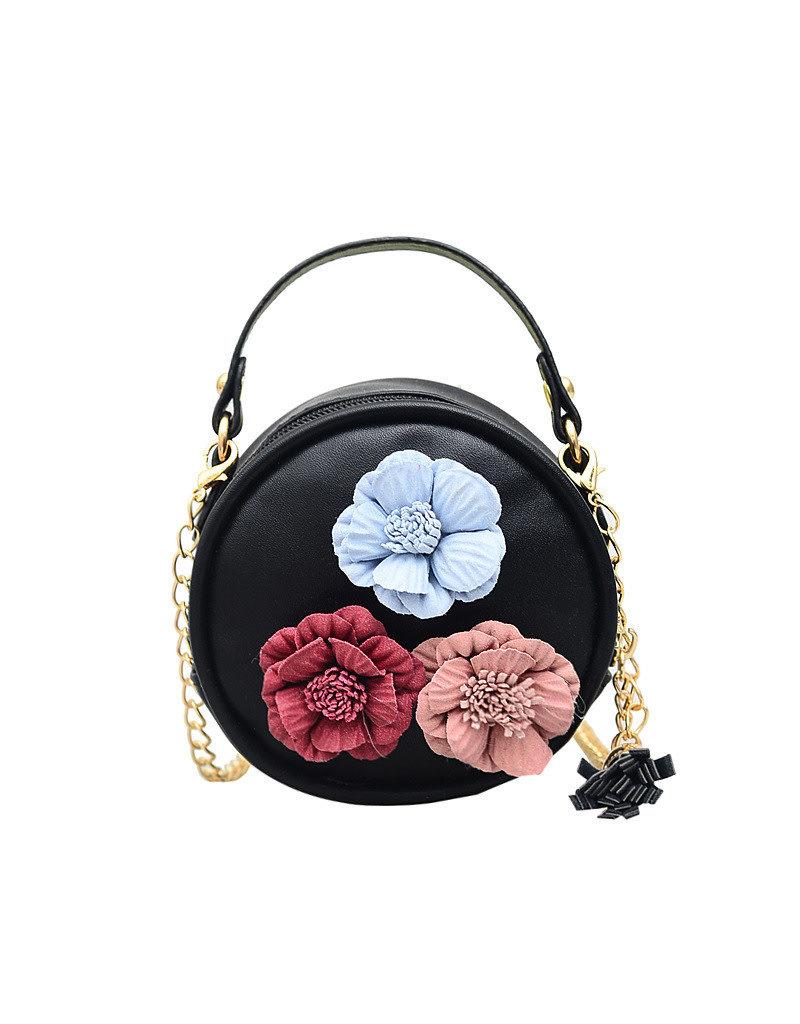 HBA0014 -  Black, Mini  Handbag