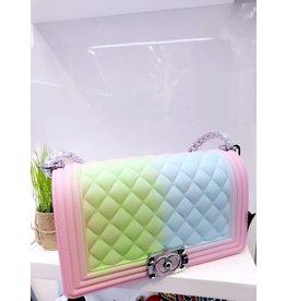 HBA0017 -  Pastel, Sling Handbag