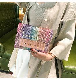 HBA0016 -  Pastel, Sling Handbag