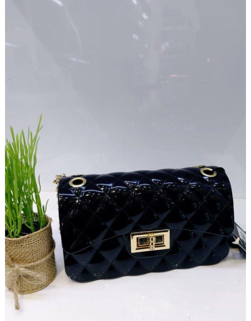 Black, Sling Handbag