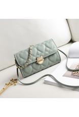 HBA0022 -  Green, Sling Handbag