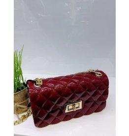Red, Sling Handbag