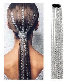 Silver 3 Piece Hair Jewellery Hair Jewellery