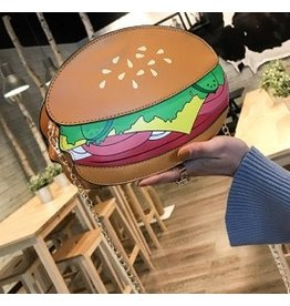 NCA0005 -  Burger Novelty Clutch