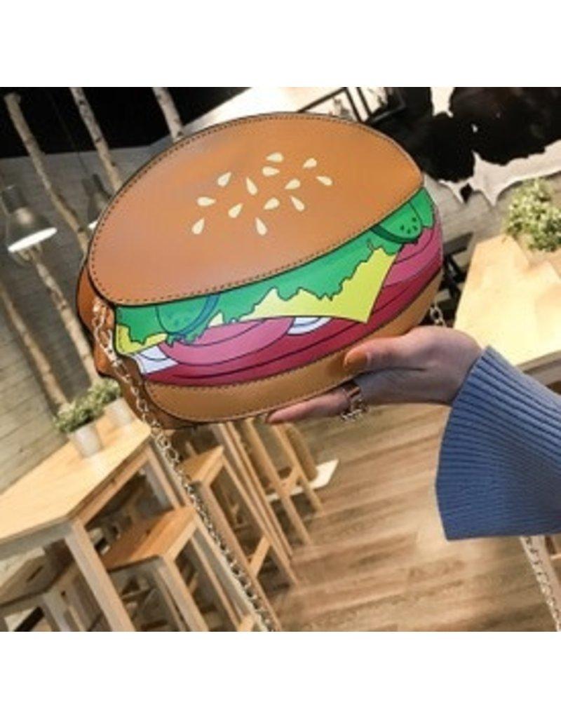Burger Novelty Clutch
