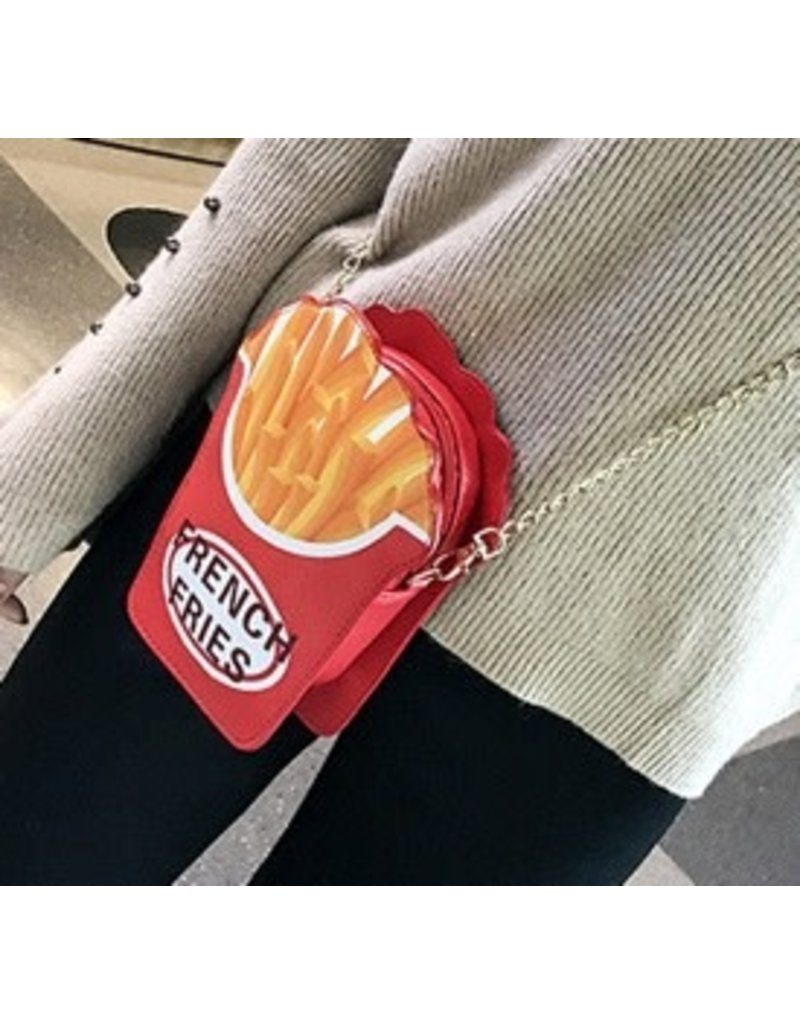 NCA0007 -  French Fries Novelty Clutch