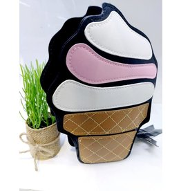 NCA0006 -  Ice Cream Novelty Clutch