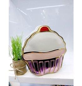 NCA0008 -  Cupcake Novelty Clutch