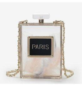 Paris, Acryllic Novelty Clutch