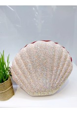NCA0025 -  Coral, Shell Novelty Clutch