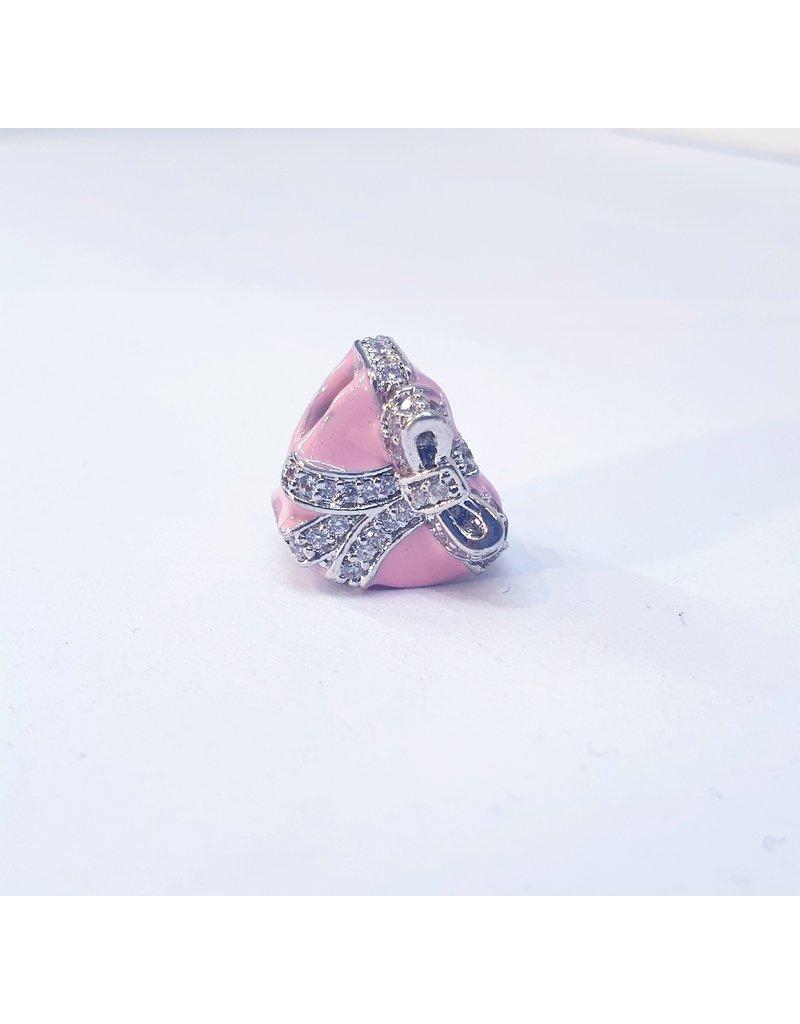 50311839 - Pink Heart Charm