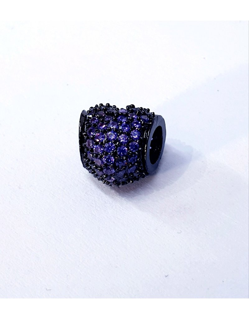 50313448 - Purple Heart Charm