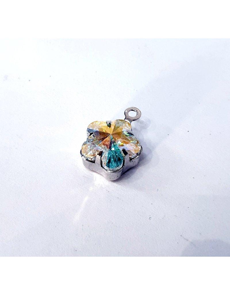 50313478 - Multicolour Crystal Flower