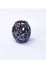 50313481 - Charcoal Hearts Charm