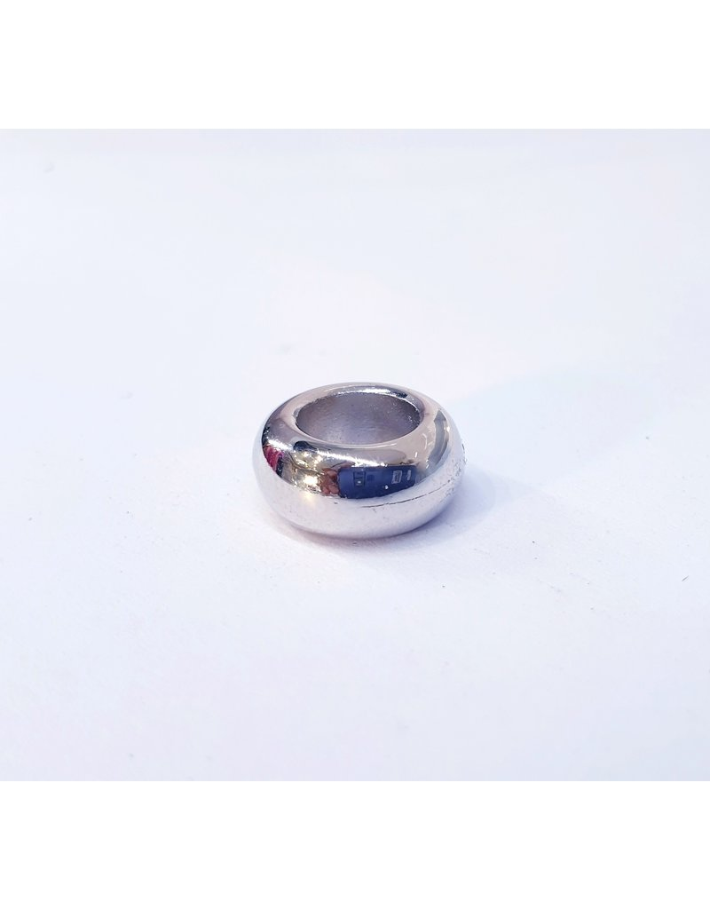 50313499 - Thick Silver Ring Charm