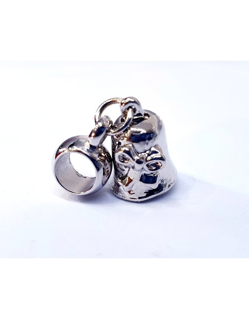 50313509 - Silver Bell Charm